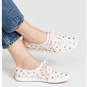 KEDS x KATE SPADE Canvas Sneakers
